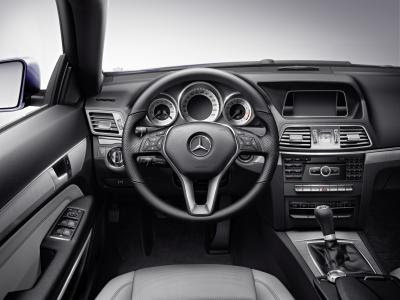 Mercedes E200 coupe