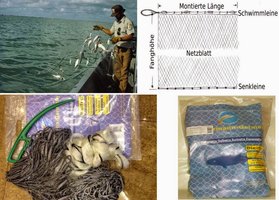 Angelnetz1,8x10 m,60 mm Top Nr.18,Stellnetz,Fischnetz,Spiegelnetz,3 Wandig