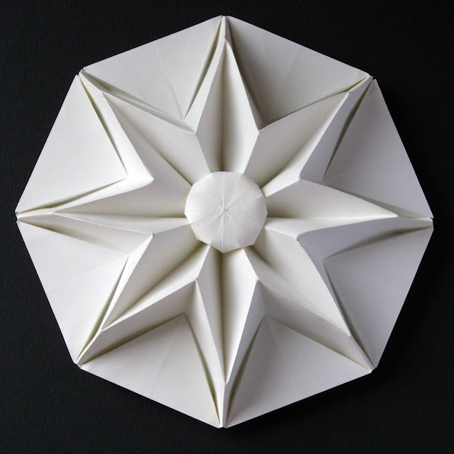 Origami foto Star Puff by Francesco Guarnieri