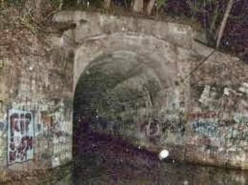 Haunted Bridges And Haunted Tunnels