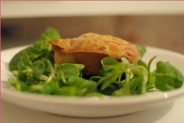 Mini Cake Poire Roquefort