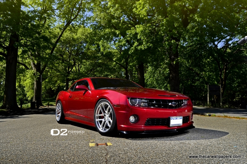 Chevrolet Camaro SS MB1 by D2Forged