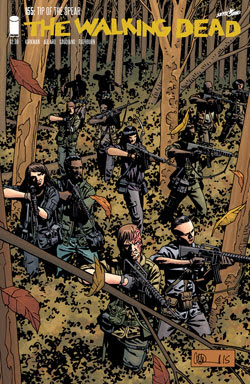 The Walking dead comic ver online descargar