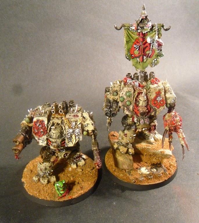 [Chaos SM : Projet/Conversion] Black Legion / World Eaters / Death Guard SAM_4027