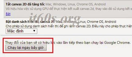 Cách khắc phục lỗi mờ chữ trong Google Chrome 2