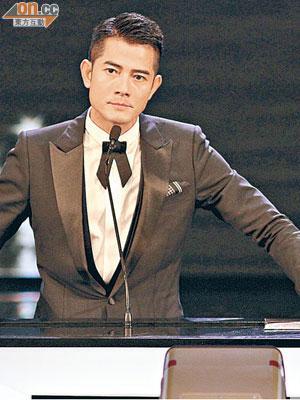 郭富城日前出席金像獎頒獎禮,未見有異樣。