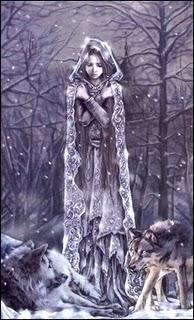 Goddess Kolyada Image