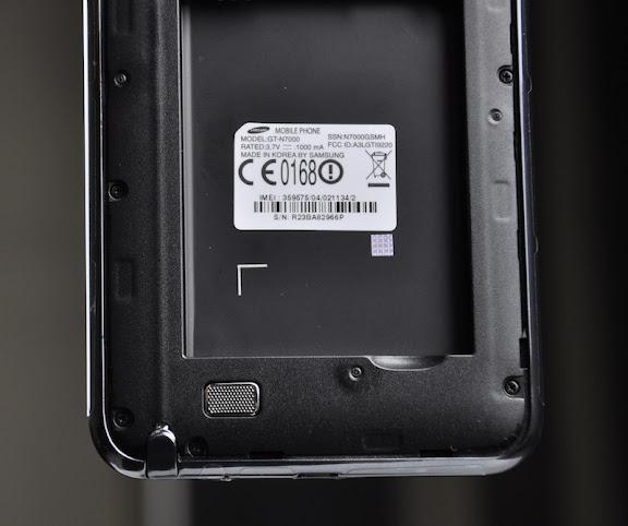 Samsung Galaxy Note đầu tiên tại việt nam : hình ảnh và video
