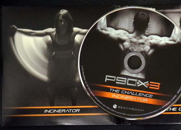 fill me with meaning: P90X3: Incinerator Review