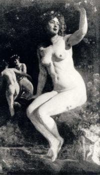 Goddess Kupala Image