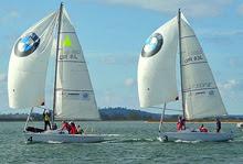 J/80s sailing Cumberland Cup England