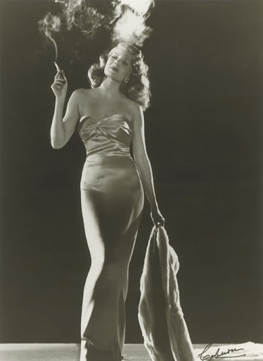 Rita Hayworth for Gilda by Robert Coburn, 1946