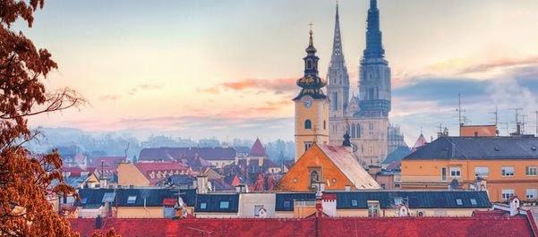 Férias em Zagreb, Croácia