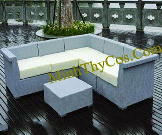 Rattan Sofa Set-MT126