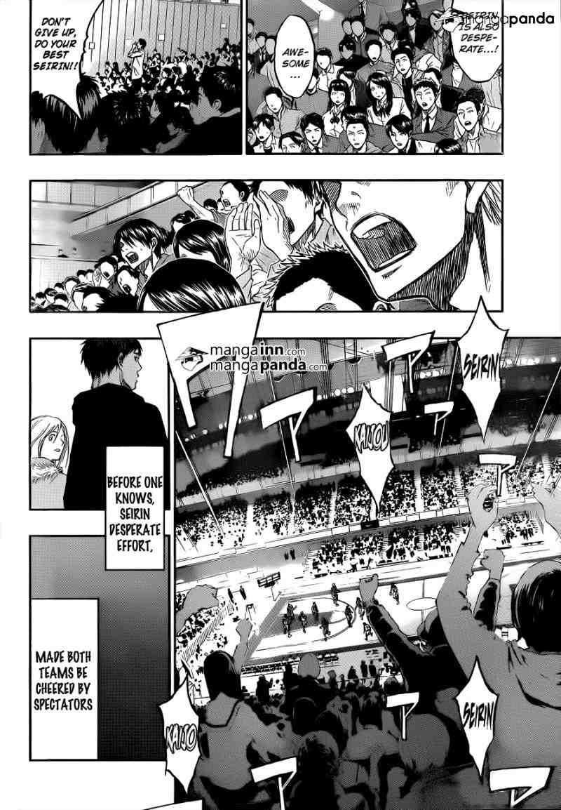Kuroko no Basket Manga Chapter 199 - Image 16