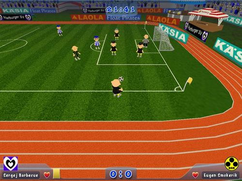 free soccer games for pc