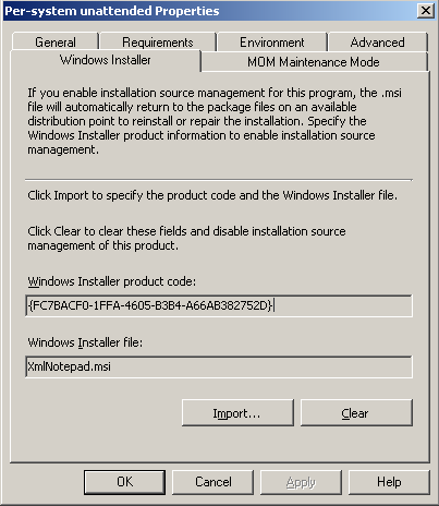 Henk's blog: How to uninstall applications with ConfigMgr