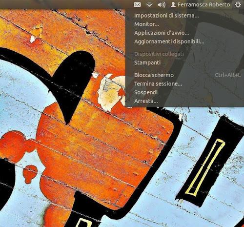 menu trasparenti su Ubuntu 12.04 Precise