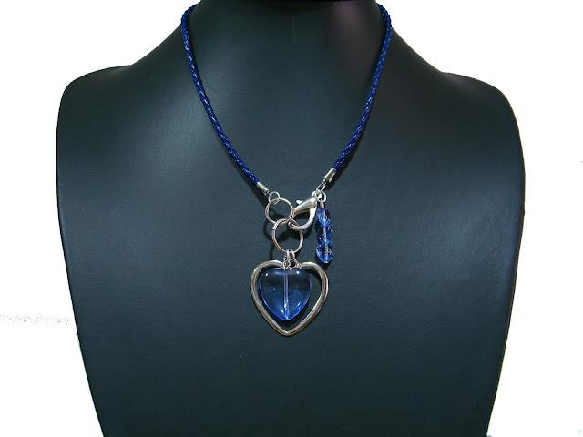 Collares de cuero trenzado CIMG3077