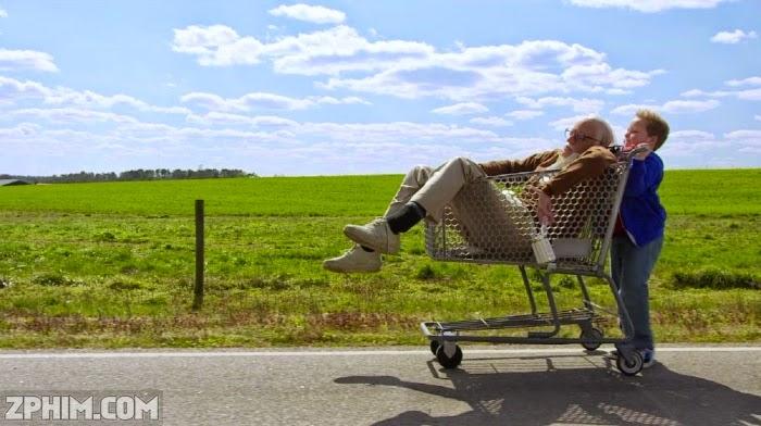 Ảnh trong phim Lão Già Siêu Quậy - Jackass Presents: Bad Grandpa 2