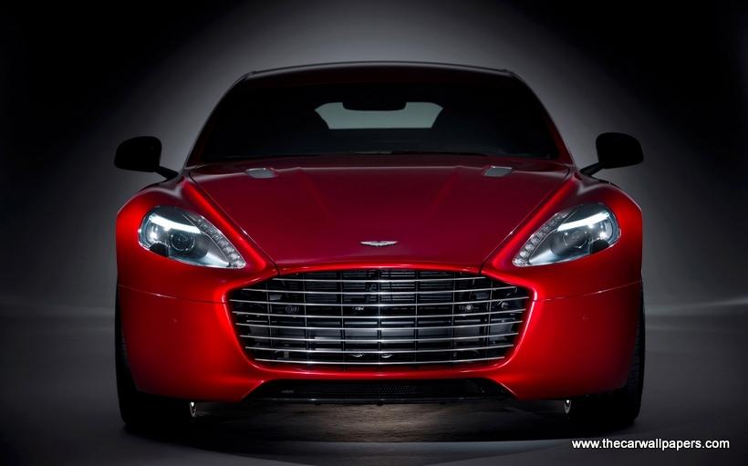 Aston Martin Rapide S