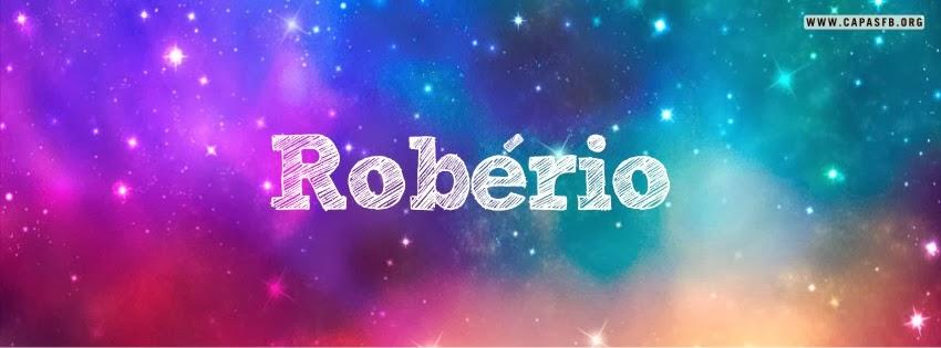 Capas para Facebook Robério
