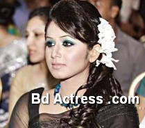 Bangladeshi Model and Actress Faria Photo