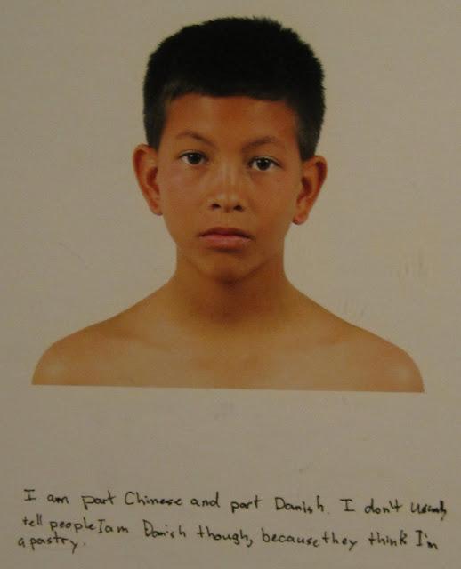 Chinese, Danish