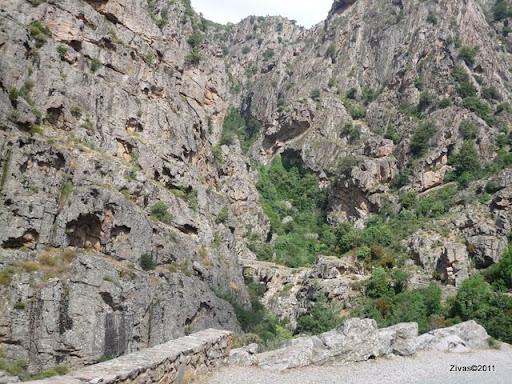 Gorges de L'Asco