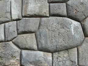 Détail d'un mur de Sacsayhuamán