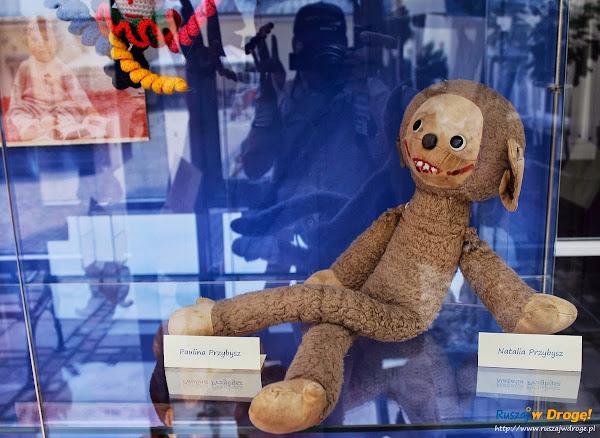 Kielce Muzeum Zabawek i Zabawy - zabawki gwiazd