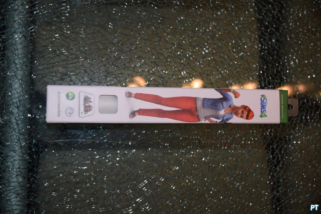 De Sims 4 SteelSeries QcK muismat