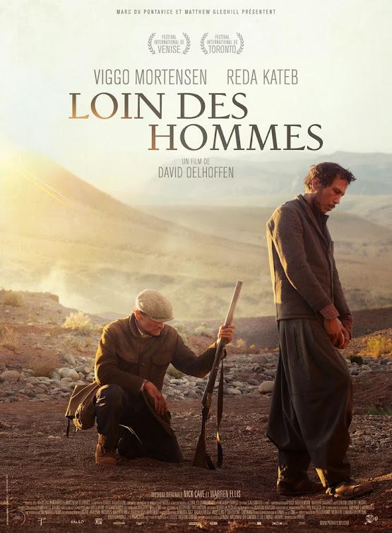 Μακριά από τους Ανθρώπους (Loin des Hommes) Poster