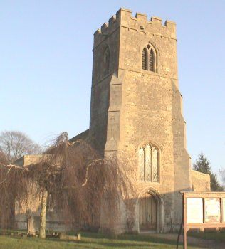Oakington Parish Church