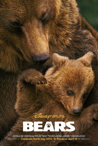 Αρκούδες (Bears) Poster