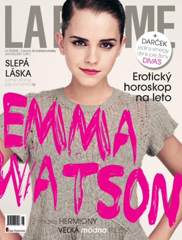 Emma Watson Fake,Magazines,News