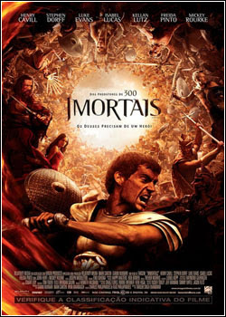 Imortais – DVDSCR AVI Legendado