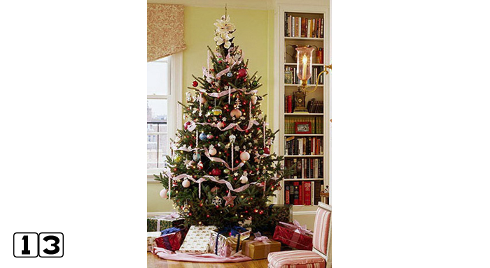 Christmas Tree Decorating Ideas Look Great with Picture 013