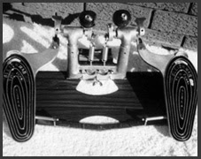 Вариант педали Sleishman Twin Pedal образца 1972 года