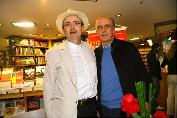 Entrevista com Reinaldo Azevedo