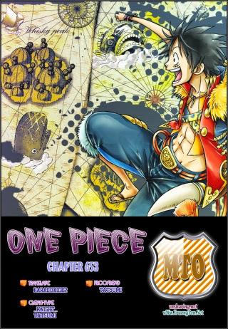 Chap 653 – One piece – Đảo Hải Tặc