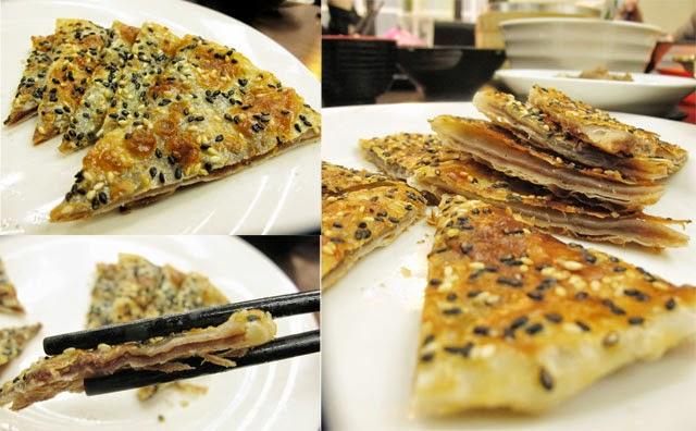 >豆沙鍋餅 NT.75元-南門蒸餃