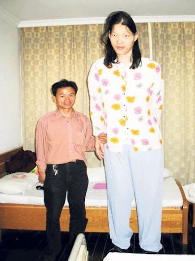 Wanita tertinggi meninggal dunia