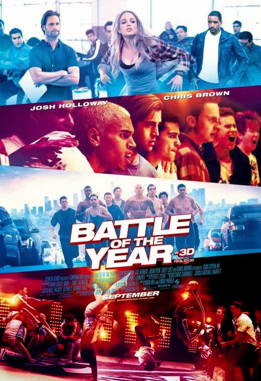 Poster Of English Movie Battle of the Year (2013) Free Download Full New Hollywood Movie Watch Online At Alldownloads4u.Com