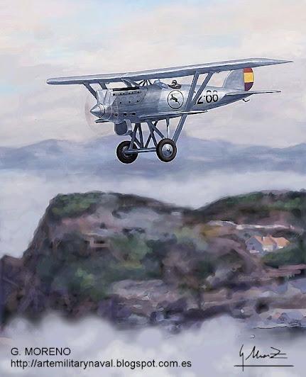 El Nieuport-52 12-66
