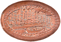 Amsterdam Penny