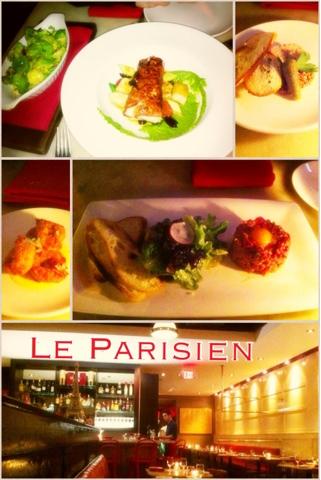 Le Parisien vancouver