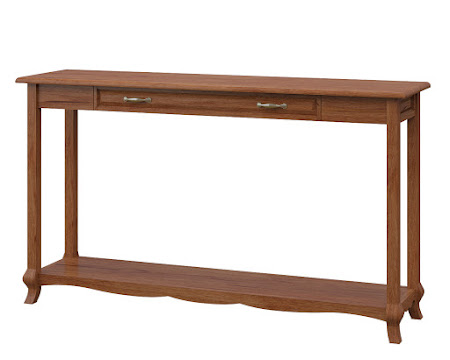 Orleans Sofa Table in Vermont Maple