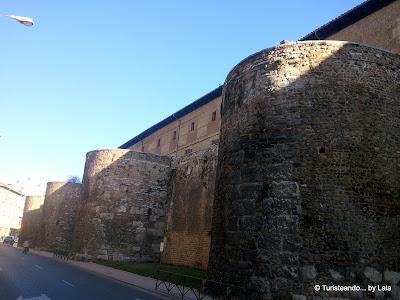 murallas leon