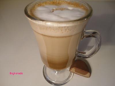 Kawa z marcepanem
